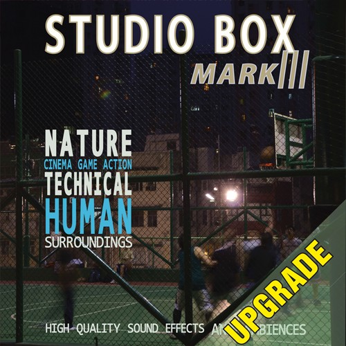 Studio Box Mark III Upgrade