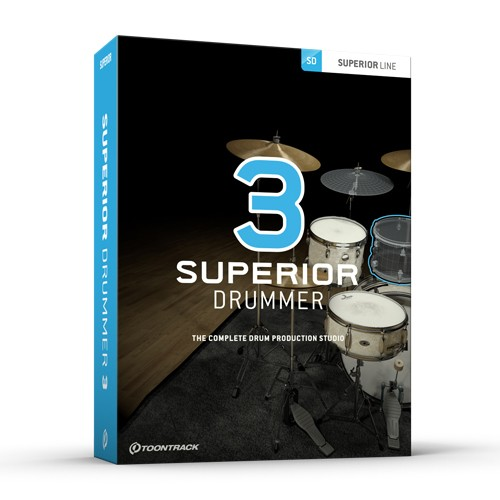 Superior Drummer 3