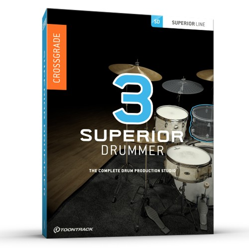 Superior Drummer 3 Crossgrade