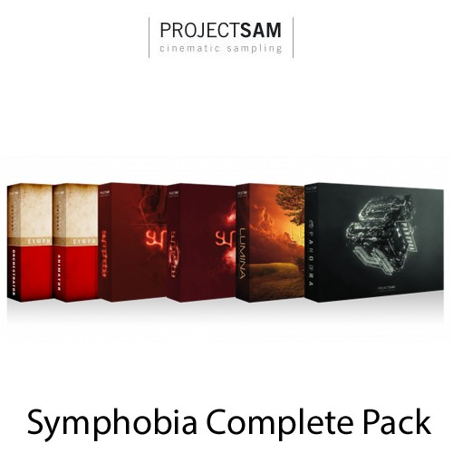 Symphobia Complete Pack