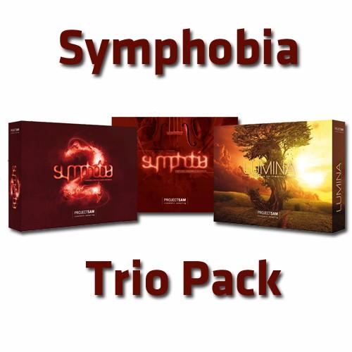Symphobia Trio Pack