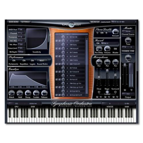 Symphonic Orchestra Platinum Plus Complete