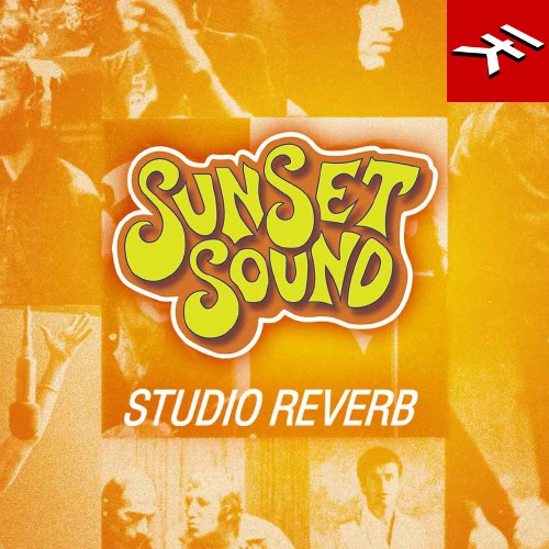 T-RackS Sunset Sound Studio Reverb