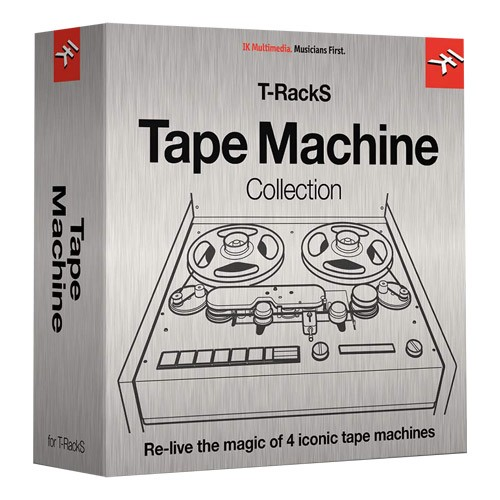 T-RackS Tape Machine Collection