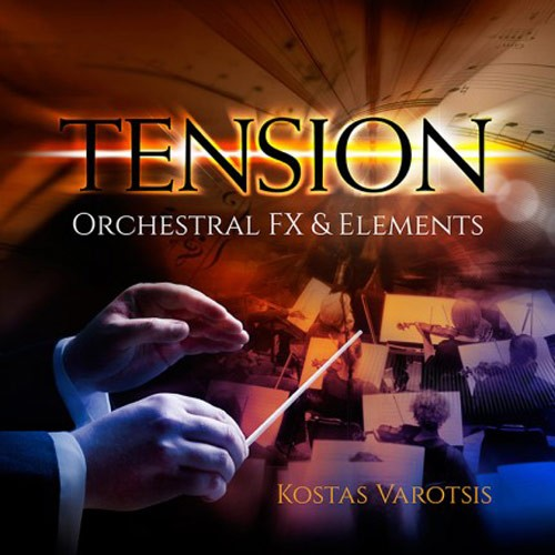 Tension: Orchestral FX & Elements