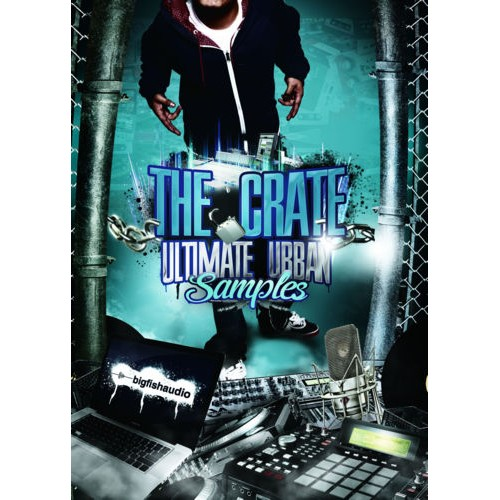 The Crate - Ultimate Urban Samples