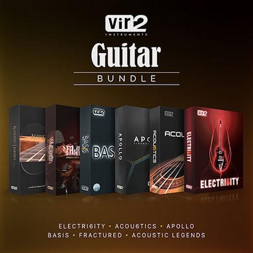 The Vir2 Guitar Bundle