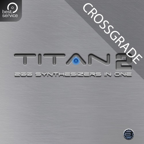 TITAN 2 Crossgrade