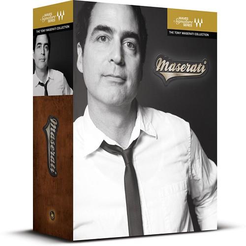 TMS Artist Signature Collection - Tony Maserati