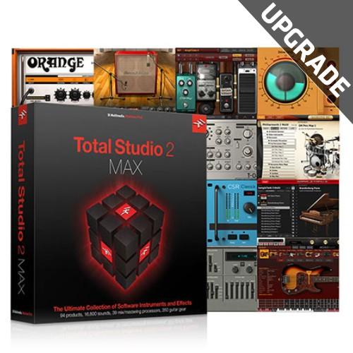 Total Studio 2 MAX Upgrade