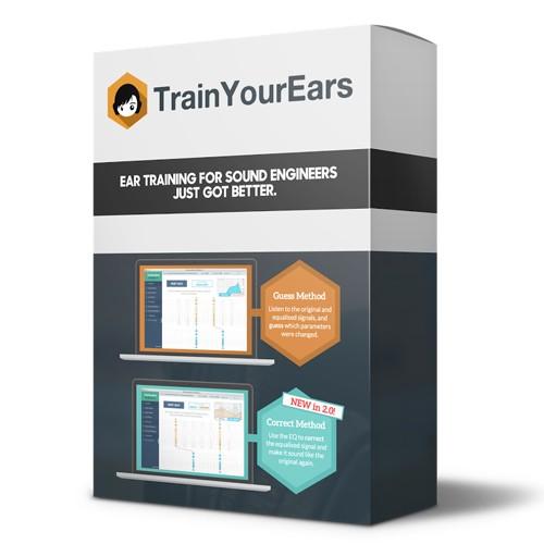 Train Your Ears EQ Edition