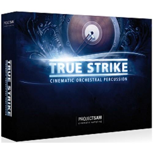 True Strike 1 Orchestral Percussion