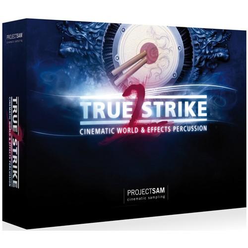 True Strike 2 World & Effects Percussion