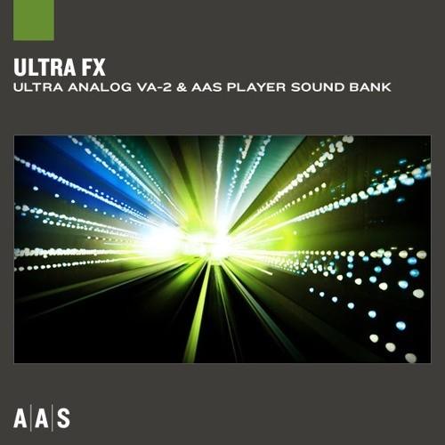 Ultra FX - VA-3 Sound Pack