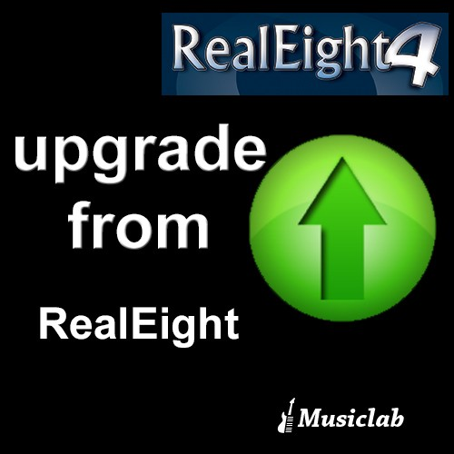 Upgrade RealEight 4
