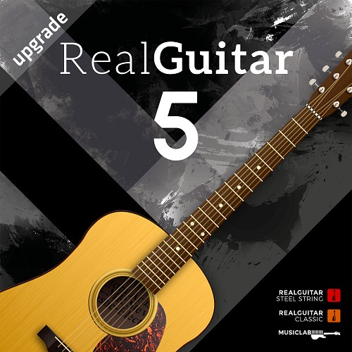 Upgrade RealGuitar 5