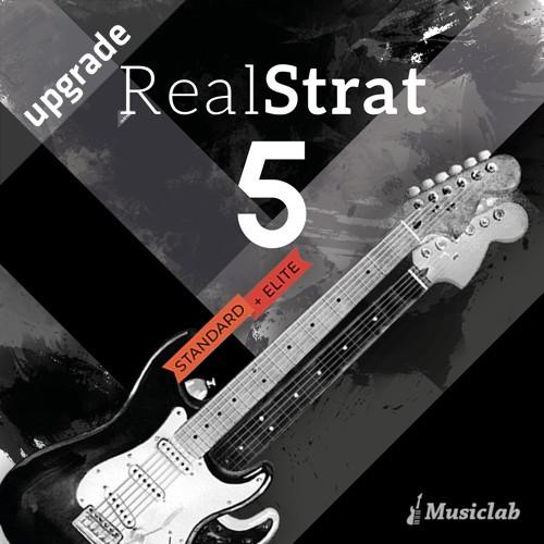Upgrade RealStrat 5