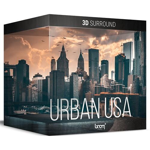 Urban USA 3D Surround