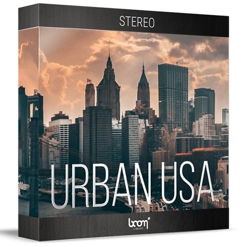 Urban USA Stereo