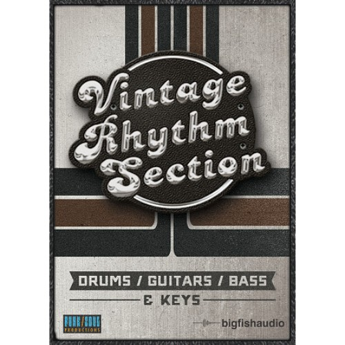 Vintage Rhythm Section