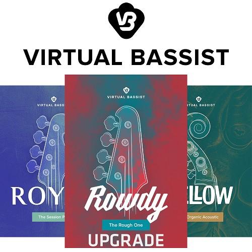 Virtual Bassist Bundle 2 Upgrade