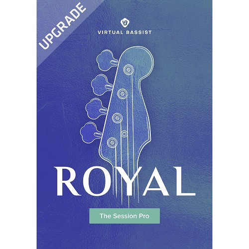 Virtual Bassist Royal 2 Upgrade