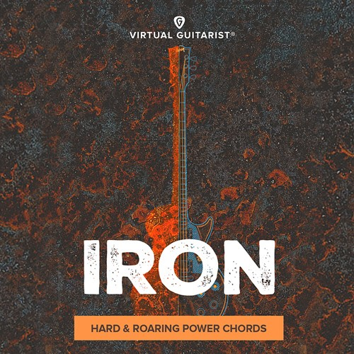 Virtual Guitarist Iron