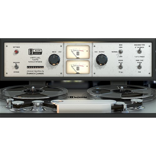 VTM - Virtual Tape Machines
