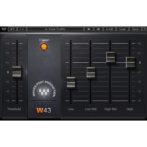 W43 Noise Reduction Plugin