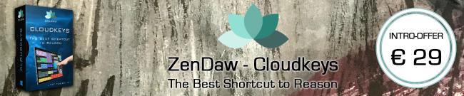 ZenDaw - Cloudkeys - Intro Offer