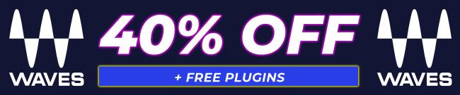 Waves - Get Creative Sale - 40% Off