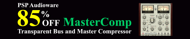 PSP Audioware - 85% Off MasterComp