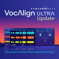 VocALign Ultra Update